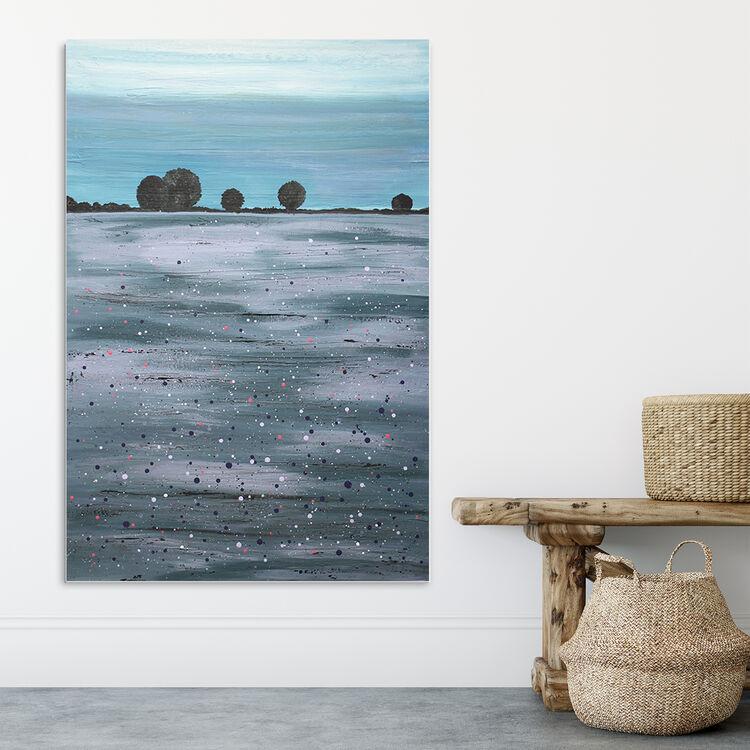 LOVELY LAVENDER, £295, ARTIST