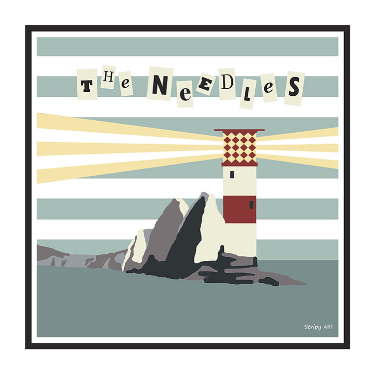 THE NEEDLES SQ
