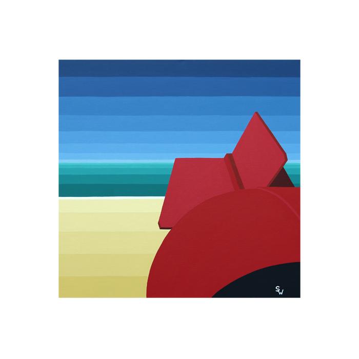 red buoy I.O.W
