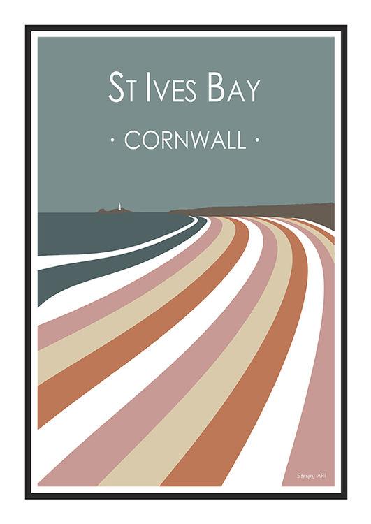st ives bay (pink)