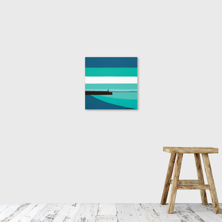 St Ives (turquoise)