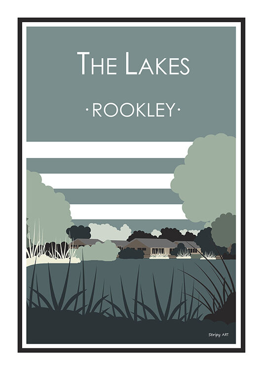 THE LAKES, ROOKLEY