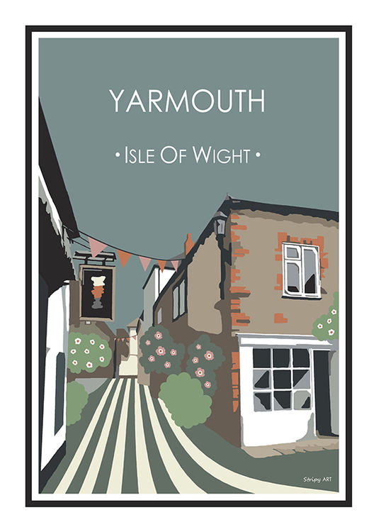 yarmouth old town