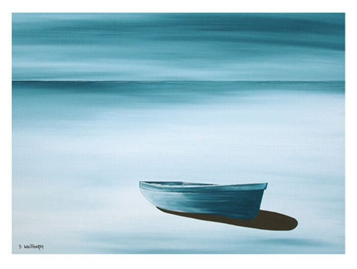 DREAMY BLUE BOAT FROM £30