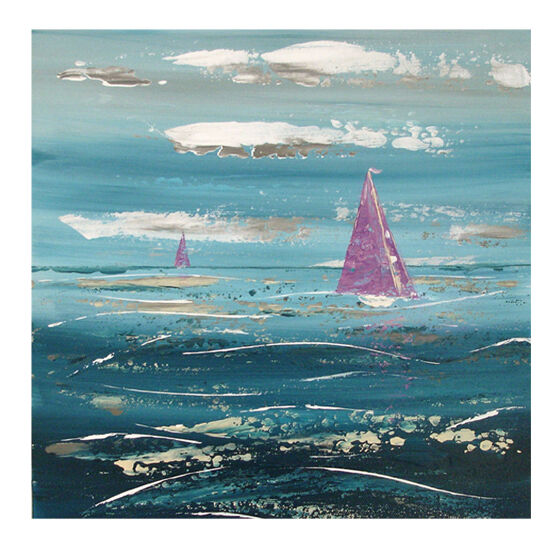 PURPLE BOATS FROM £30