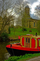 Saltaire Leeds Liverpool Canal
