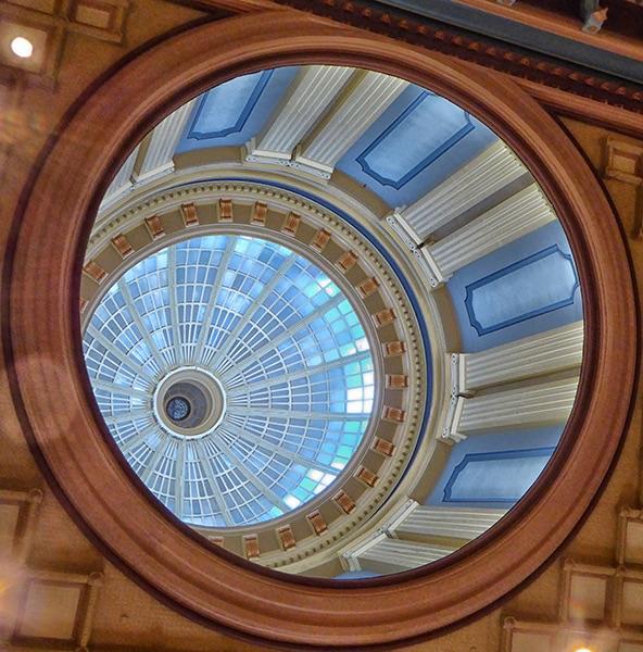 Carolina Senate Dome