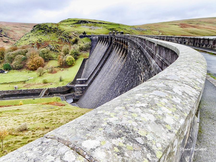 Claewen Dam