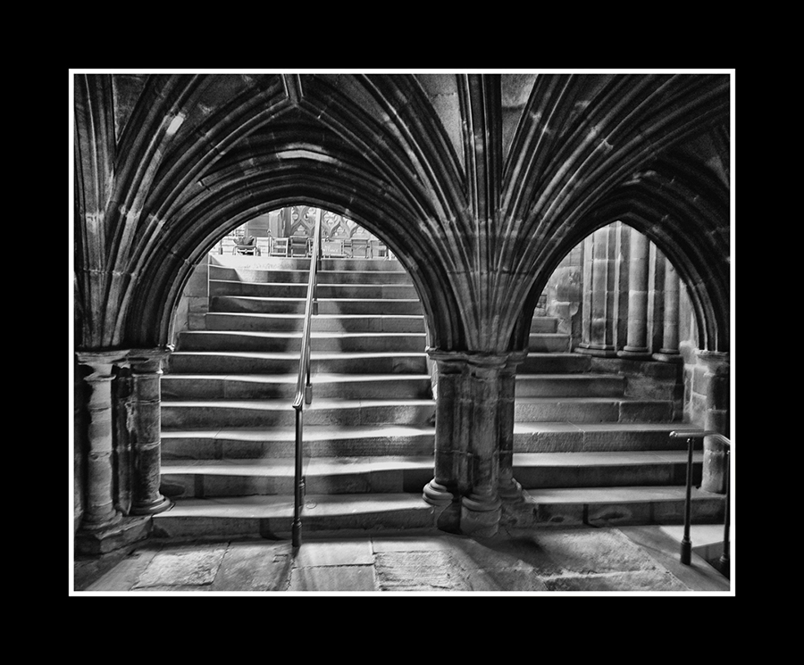 Crypt Exit Glasgow Cathedral