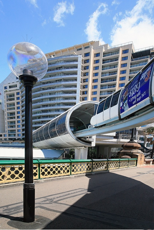 Darling Harbour Transport