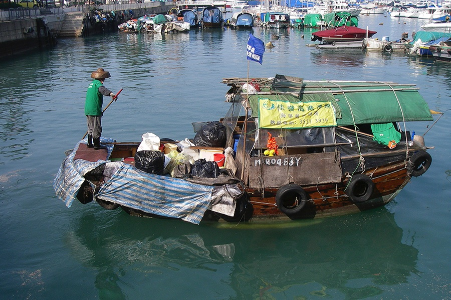 Harbour-Cleansing Operation