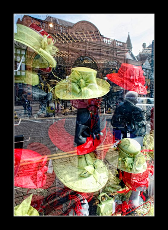 Hat Reflections Chester