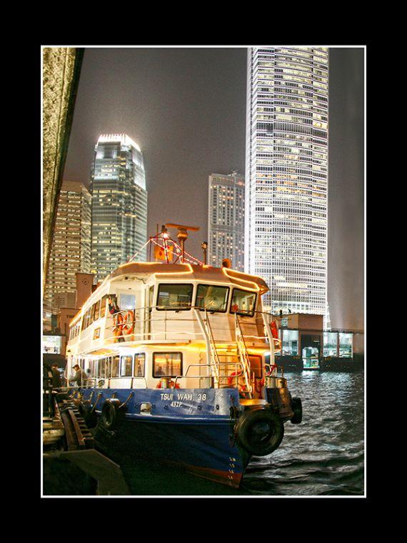 Hong Kong Jetty