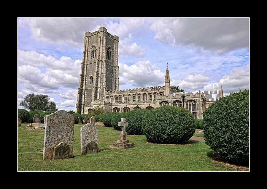 Lavenham Church
