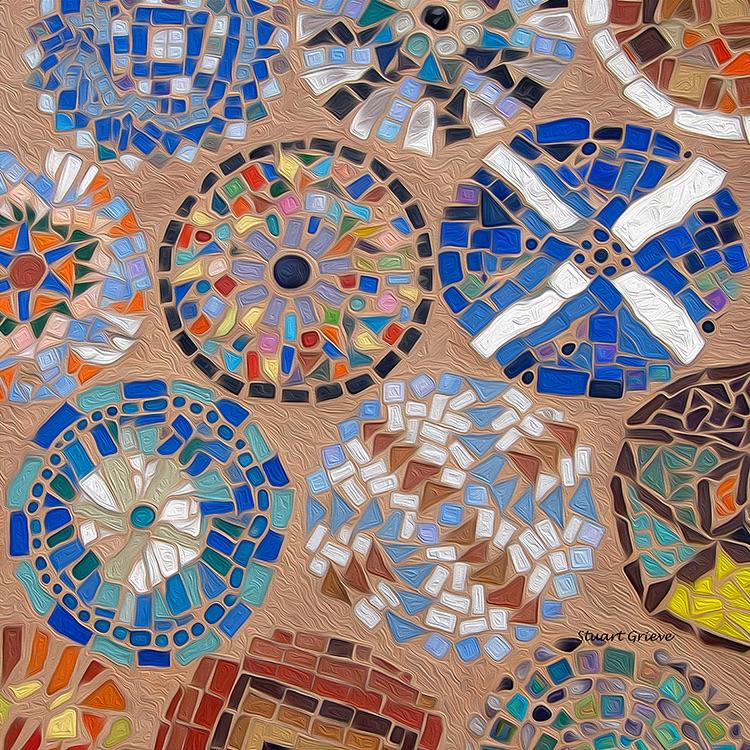 African Mosaic