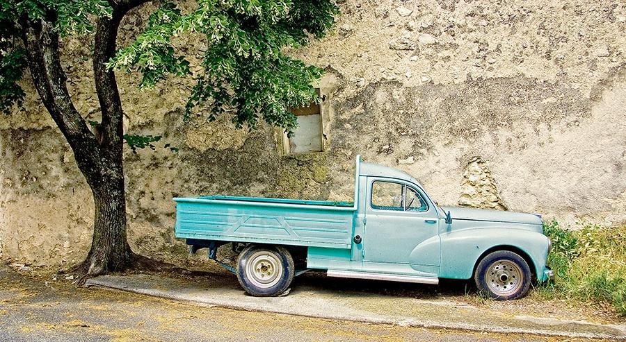 Peugeot Flatbed
