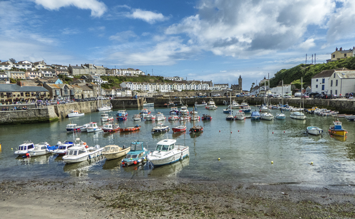 Porthleven Habour