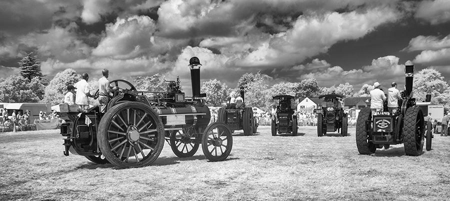 Potten End Steam Fair