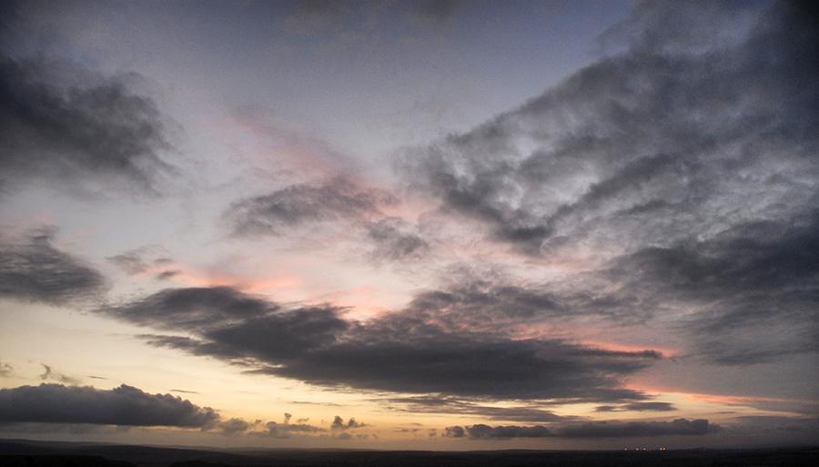 Shamwari Sunset