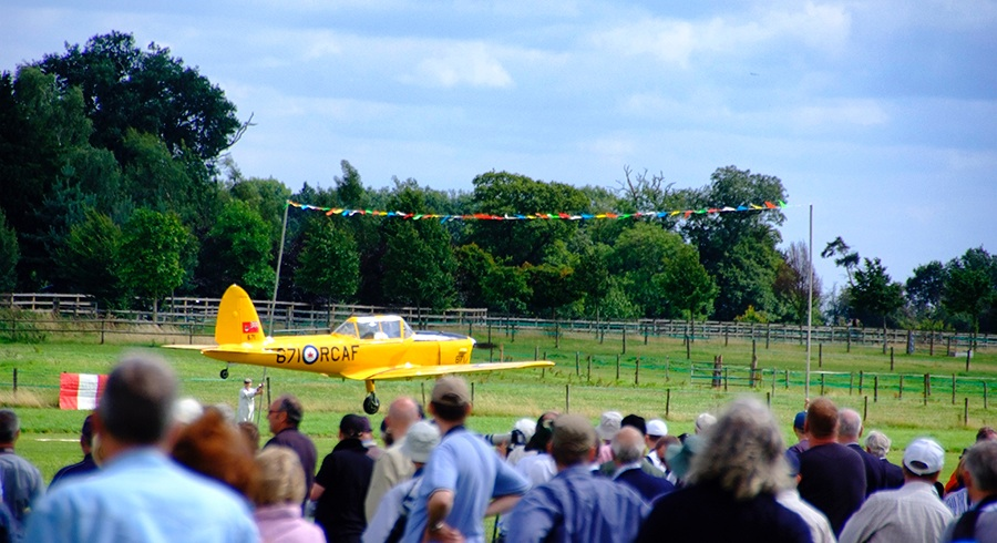 Shuttleworth Aerial Limbo
