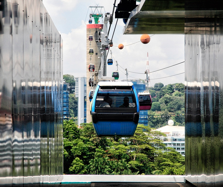 Singapore Chair Lift