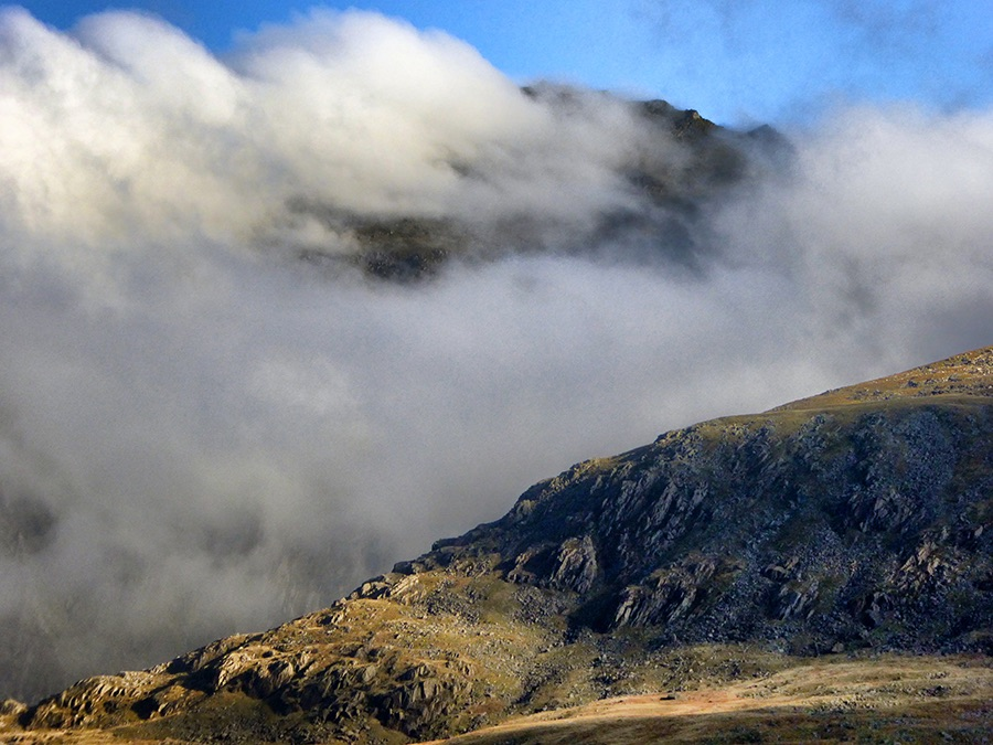 Snowdon Appearing