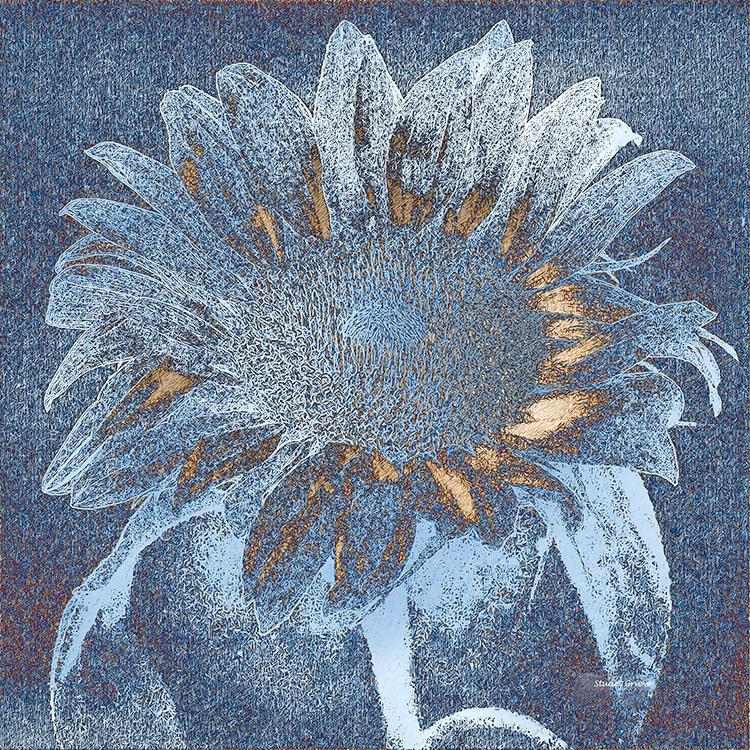 UV Sunflower 02