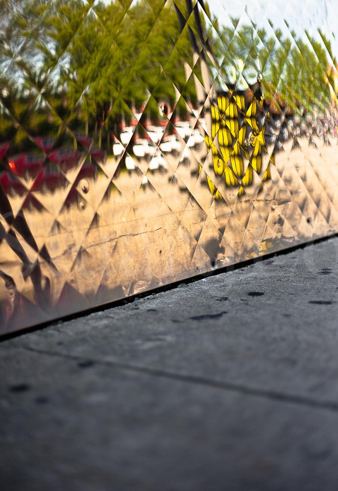 Sidewalk Reflect