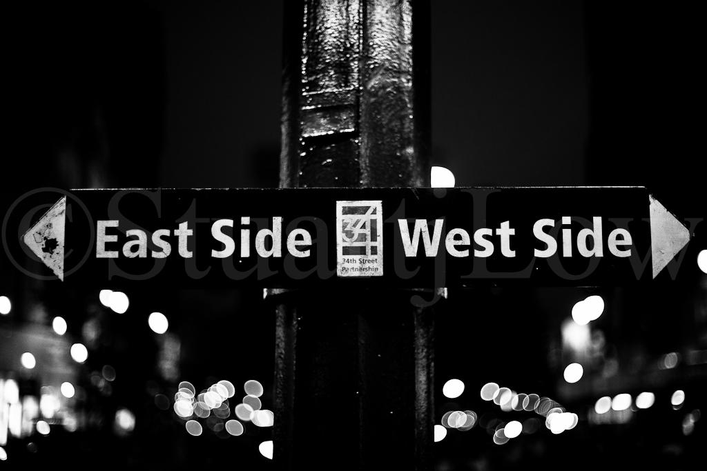 East/West Split