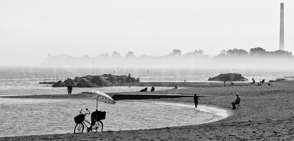Beaches and Smokestack
