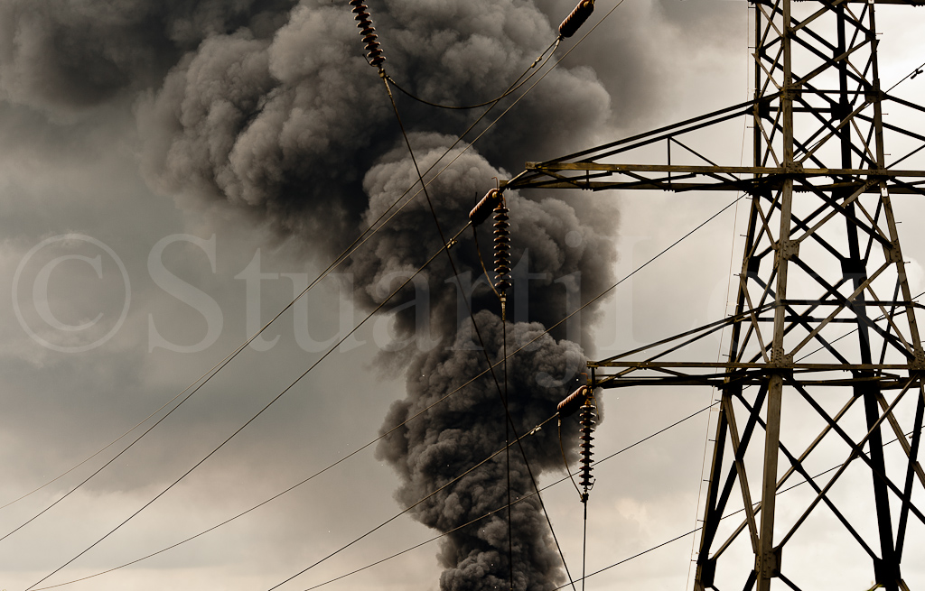Pylon Smoke