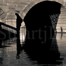 Bridge Shadows and Relections
