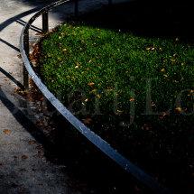 Path,Rail,Grass