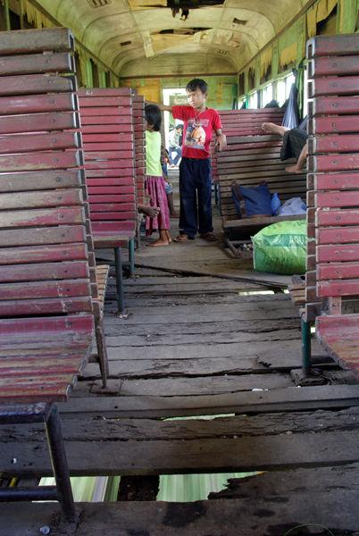 Last Train in Cambodia
