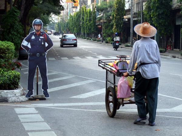 Rush hour Bangkok