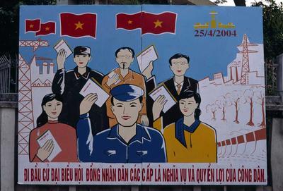 Poster Vietnam
