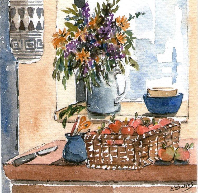 Marita's Kitchen Window
