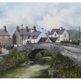 Pont Aberdaron -oil (Sold)