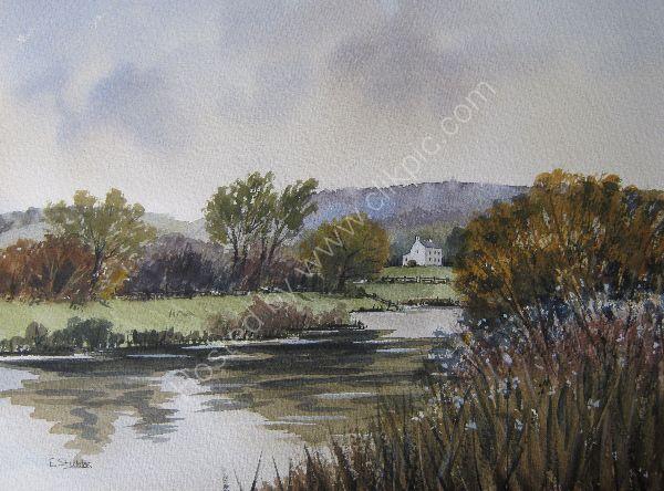 White House on The River Arun