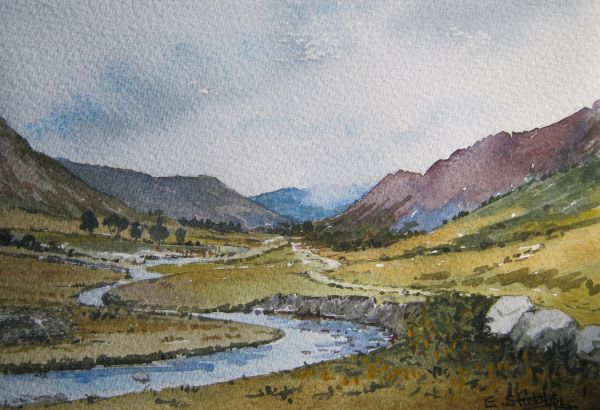 Valley in The Lakes (Sold)