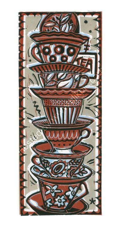 'Tea Cups'