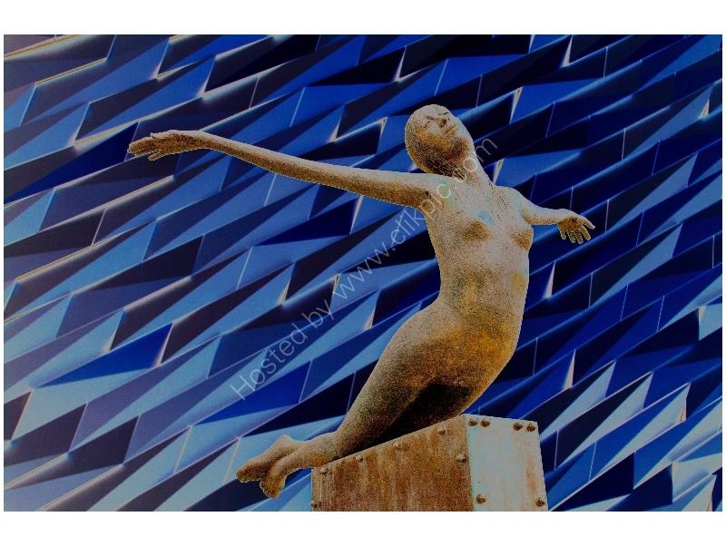 TITANICA (Belfast Sculpture)