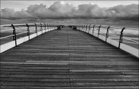 The pier at Saltburn-by-the-Sea