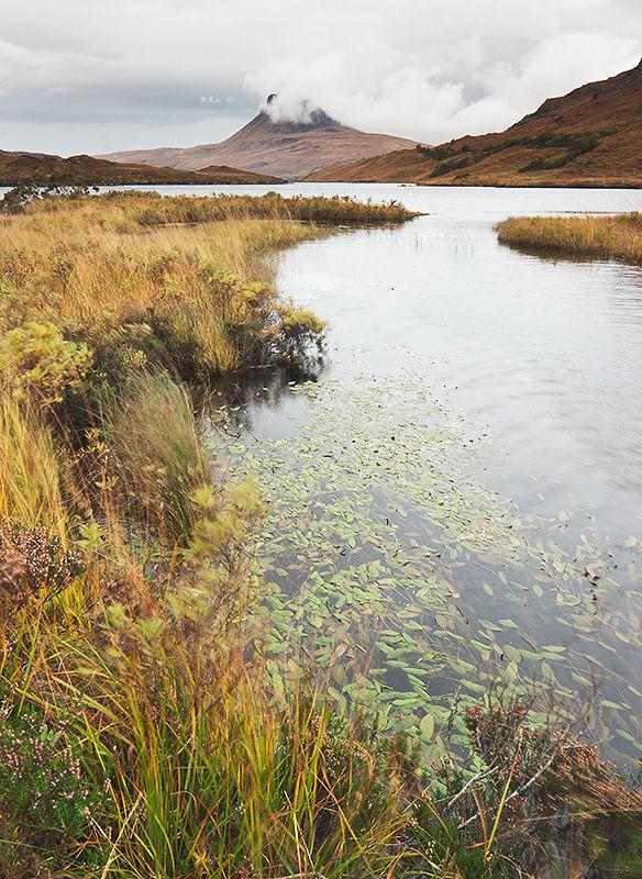Stay Pollaidh from Feur-Loch