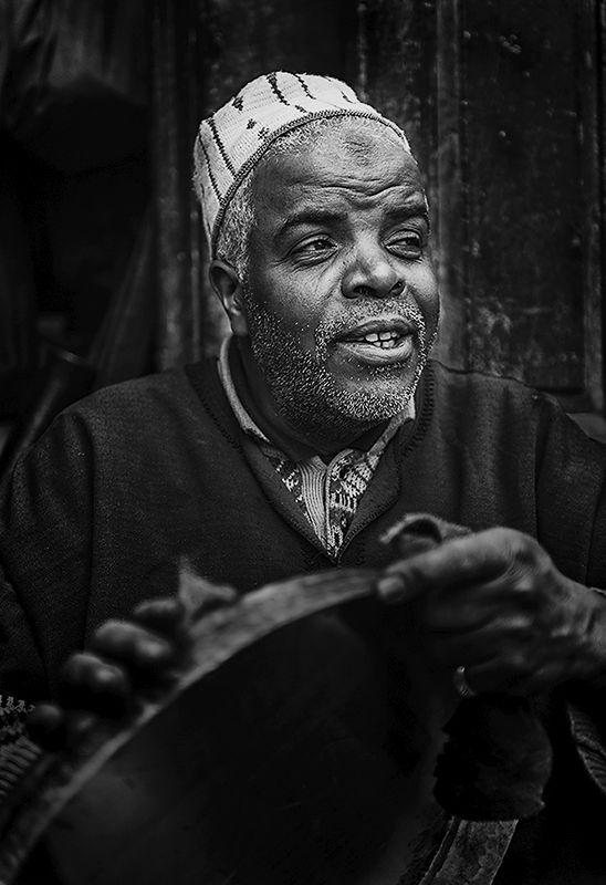 Copper metal worker, Fez
