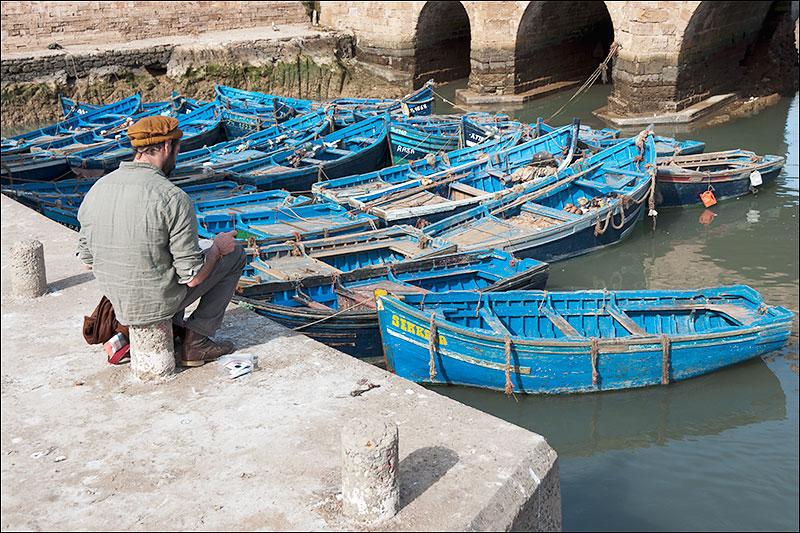 Essaouria harbour