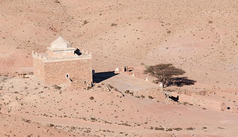 House in the desert