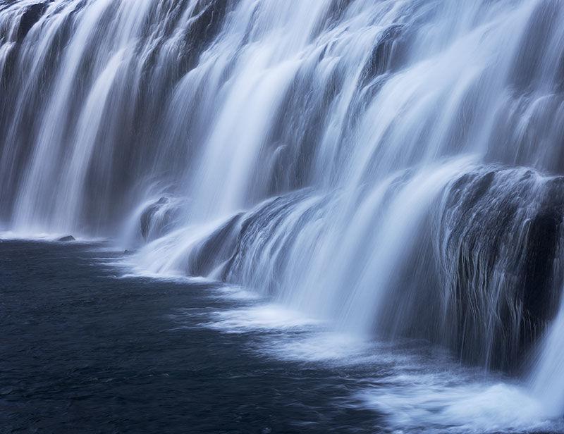 The falls at Dynjandi