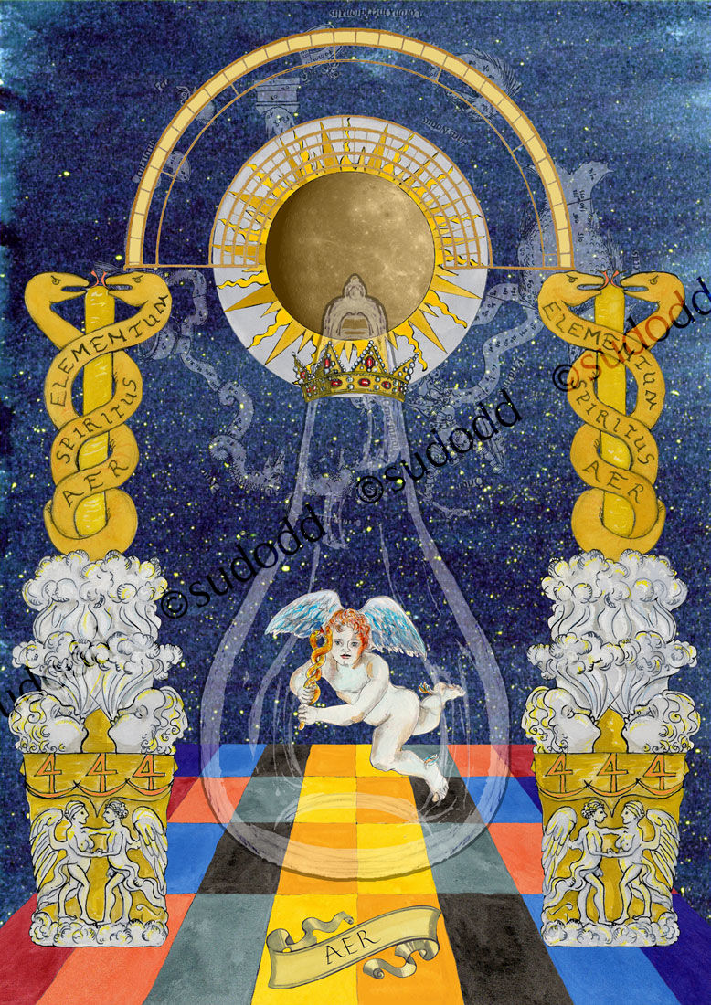 1390 CELESTIAL ALCHEMY AER BOY-2019
