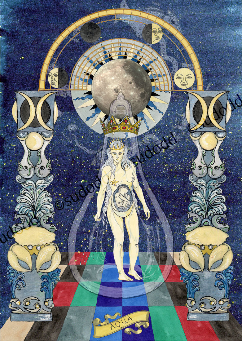 141 Celestial Alchemy Aqua 2019